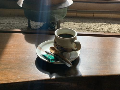 2020.1囲炉裏コーヒー.JPG